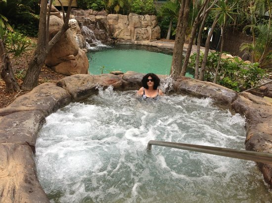 Mantra Sun City: Nice heated outdoor spa