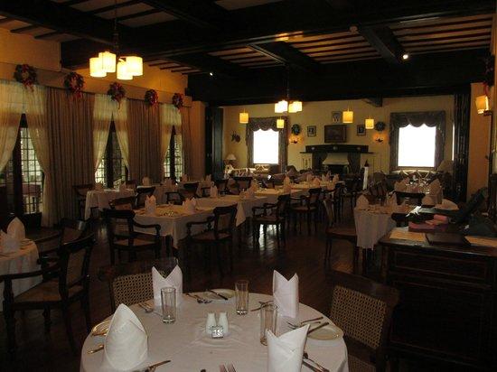 Heritance Tea Factory: Restaurant