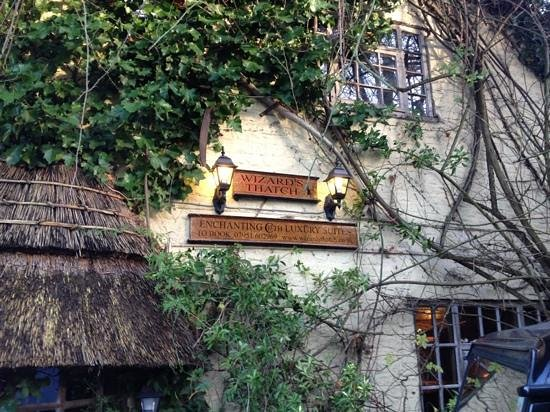 Wizards Thatch at Alderley Edge: wizard's thatch