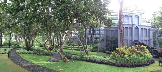 Hyatt Regency Yogyakarta: Surroundings at Hyatt Regency