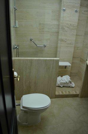 Hotel Taburiente: Bagno