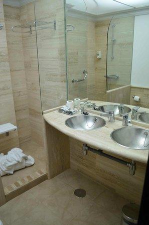 Hotel Taburiente: Bagno 2