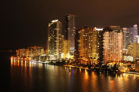 Mandarin Oriental, Miami: geniale aussicht
