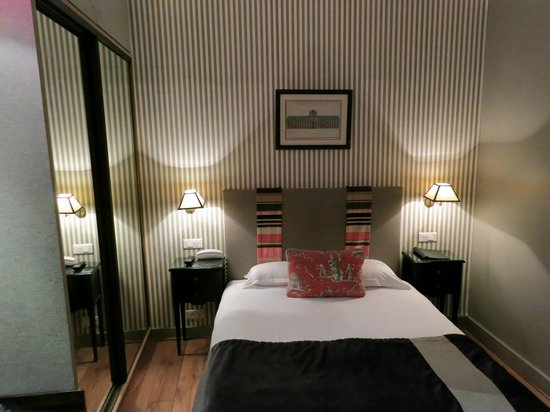 Louison Hotel: chambre tradition de base