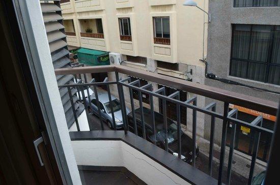Hotel Taburiente: Vista camera