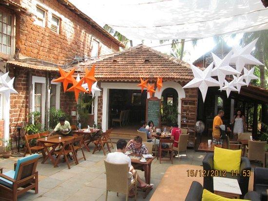 Cavala Seaside Resort: Restaurant & Bar