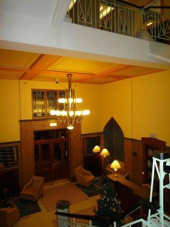 Art Deco Hotel Imperial: Lobby