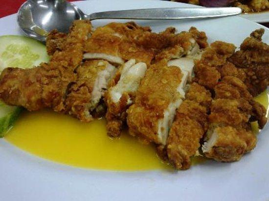 Mukmin Jaya Seafood: Lemon Honey Chicken