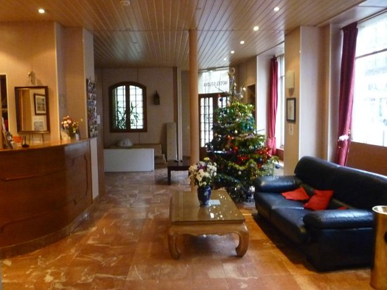 Hotel Studia : atrio reception