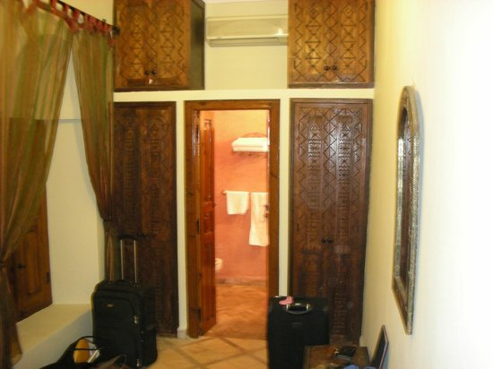 Riad Marana: Our room