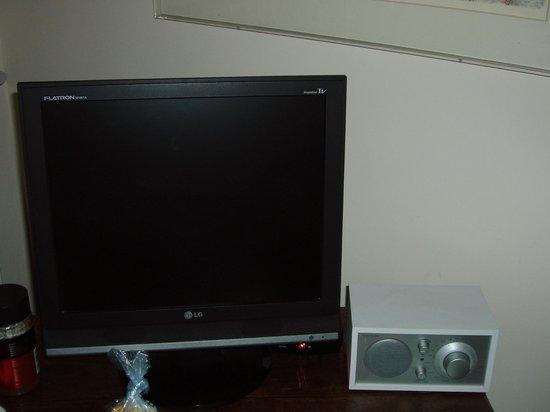 Soggiorno Rondinelli: tv