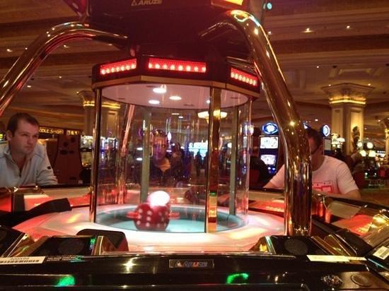 David beckham roulette