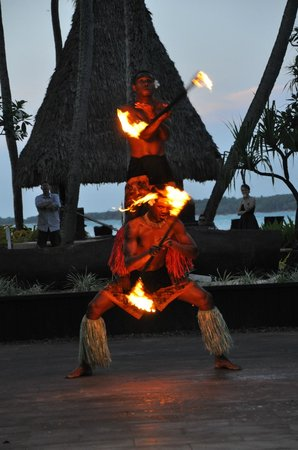 The Westin Denarau Island Resort & Spa Fiji: Great entertainment