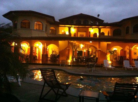 Villa Los Aires/Las Aguas Lodge: N2