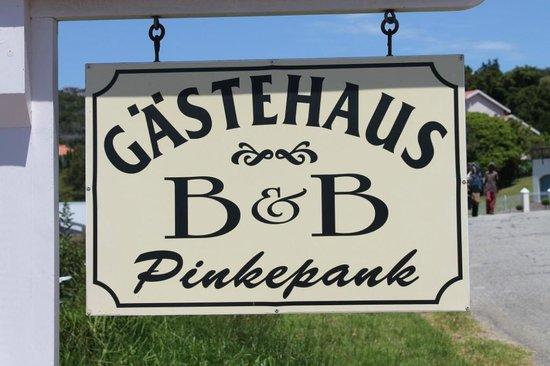 Guesthouse Pinkepank: Gästehaus