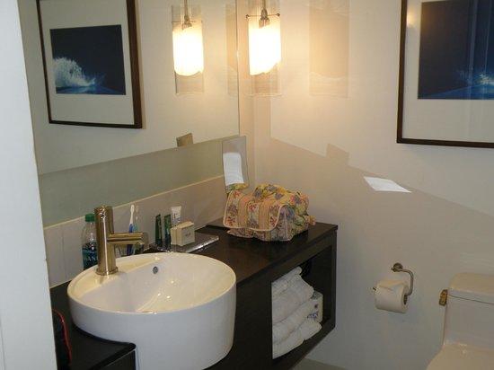 Hilton Fort Lauderdale Marina: salle de bain