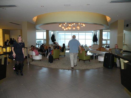 Hilton Fort Lauderdale Marina: lobby