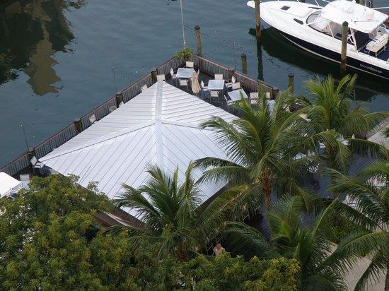 Hilton Fort Lauderdale Marina: bar