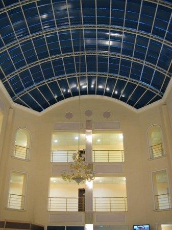 Hotel Margush : Lobby