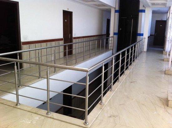 Hotel Maharaja Residency : Top floor
