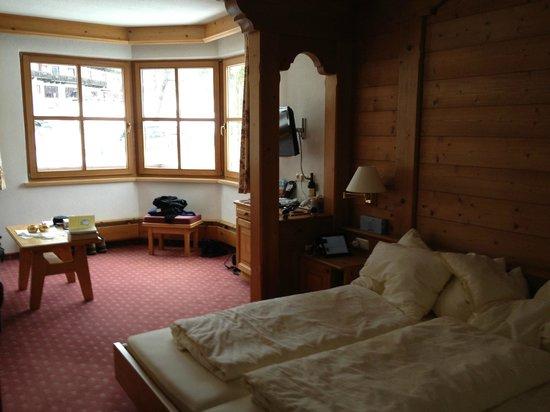 Hotel Grischuna: Junior Suite