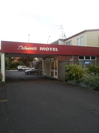 Dilworth Motel : 외부사진