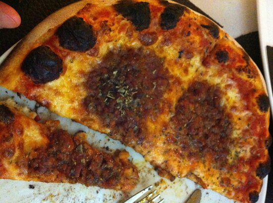 La Matera: Pizza rica