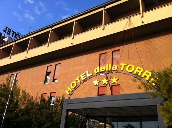 Hotel della Torre: ingresso
