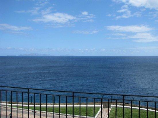 Albatroz Beach & Yacht Club: Blick vom Balkon