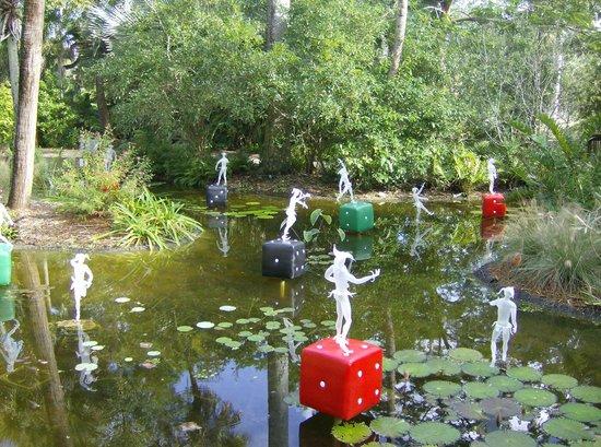 Frabel Glass Art Picture Of Mckee Botanical Garden Vero Beach Tripadvisor