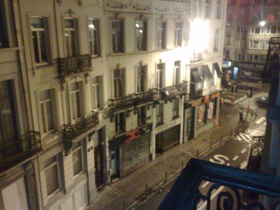 Hotel Mirabeau: Panorama dalla camera