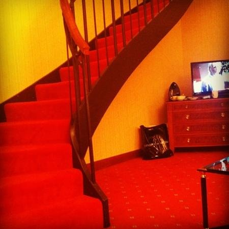 โรงแรมเรดิสสันบลู ปาเล,เวียนนา: номер