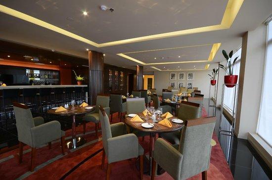 Grand Crucero Iguazu Hotel : Lobby Bar