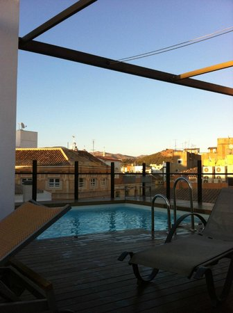 Vincci Seleccion Posada del Patio: Roof Terrace Swimming Pool
