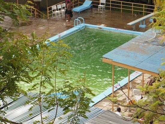 Swimming pool at Sunset Hotel
