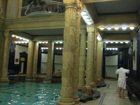 Danubius Hotel Gellert: 雰囲気抜群の温泉