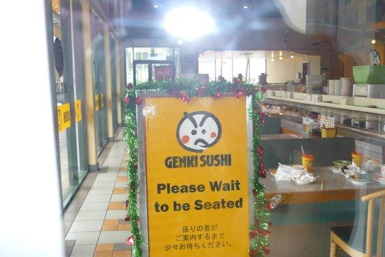 Genki Sushi: クリスマスに元気へ
