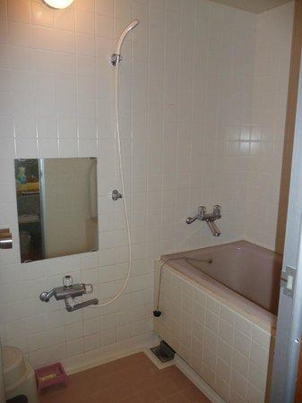 Hotel hakone Powell: Japanese-style ensuite shower room
