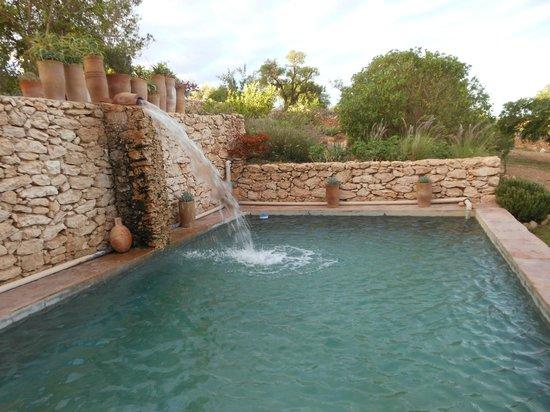 Ferme di Lalla Abouch: piscina