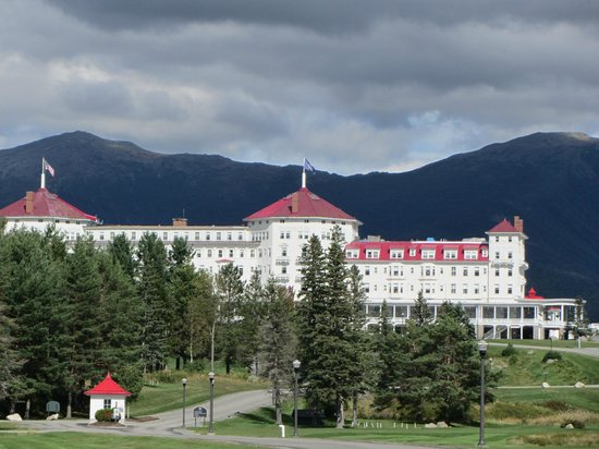 Omni Mount Washington Resort: Mt Washington Hotel