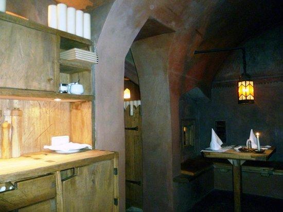 Il Convento: es wirkt wie alt, ist aber neu