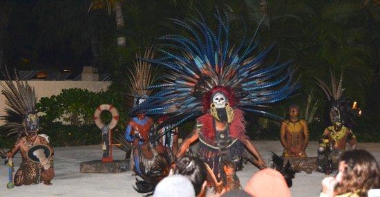 Hacienda Tres Rios: Mayan Show