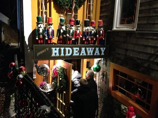 Jimmy's HideAway: entering for the last time in 2012