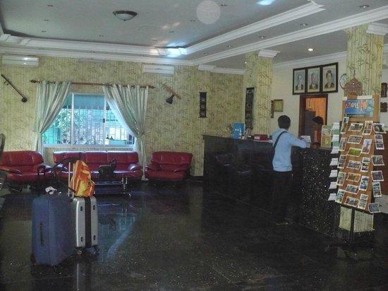 โรงแรมปาร์คเลน: Lobby