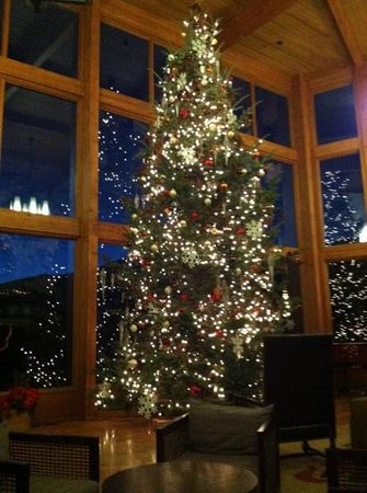 Skamania Lodge: Happy New Year