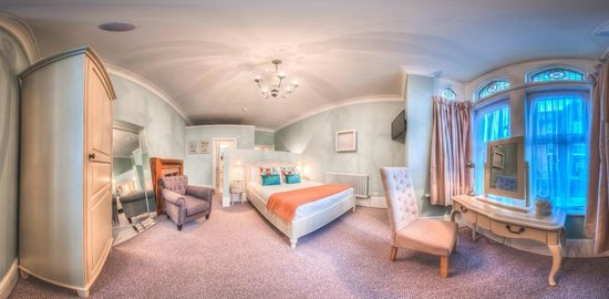 Somerset House Hotel: King Room