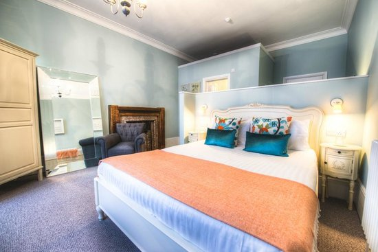 Florence House Hotel: King Room
