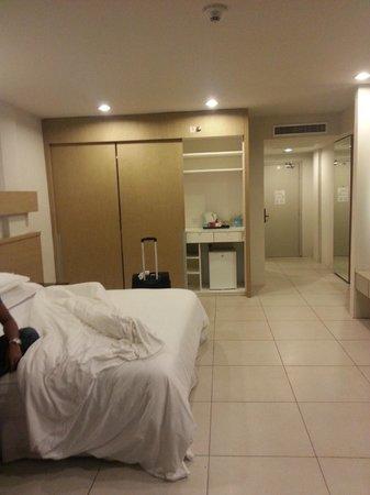 Century Langkasuka Resort: comfort room