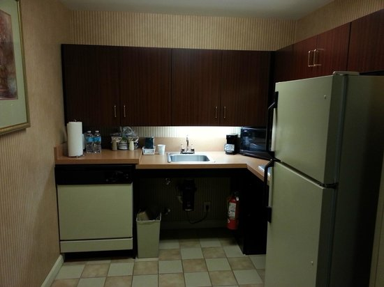 Hampton Inn & Suites Alpharetta: Kitchen