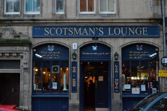 The Scotsman's Lounge